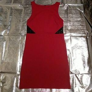 Cut-Out Sides Dress